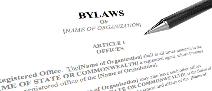 Why Your Startup Needs Bylaws